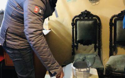 Прилепин символически открыл градозащитную мастерскую в Рязани
