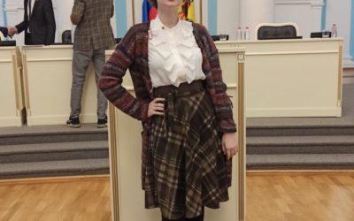 ЗА ПРАВДУ в молодёжном парламенте РязоблДумы
