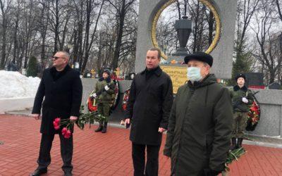 Рязанское отделение партии ЗА ПРАВДУ почтило память ленинградцев-блокадников