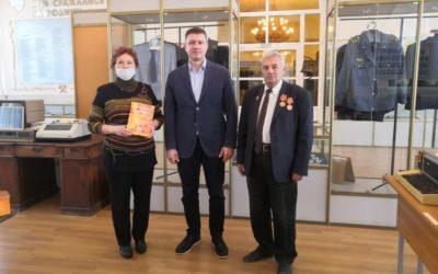 Григорий Парсентьев посетил Ряжск