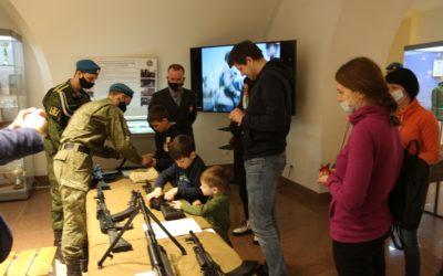 День Победы в музее ВДВ